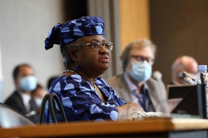 รมต.รัสเซียยันพร้อมร่วมมือ 'โอคอนโจ-อิเวียลา' ผอ.หญิงแอฟริกันคนแรกของ WTO