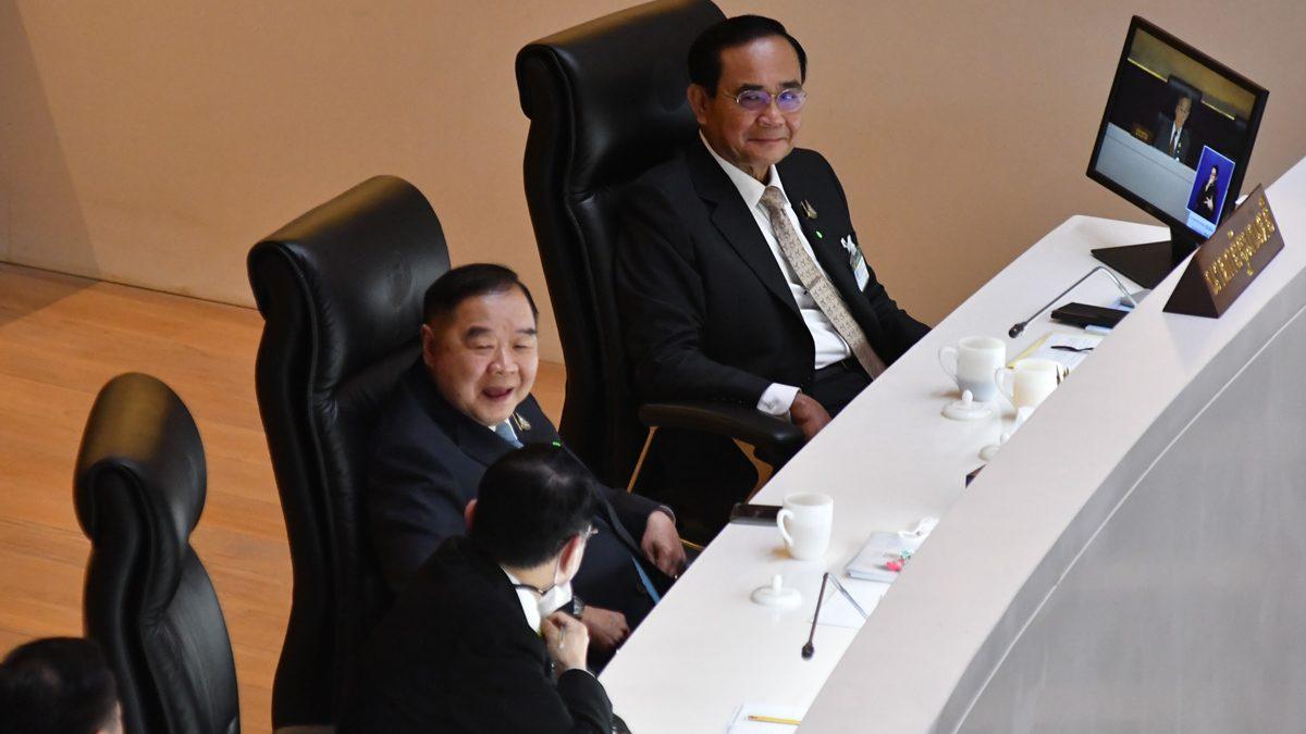 ซูเปอร์โพล เผย ปชช.ส่วนมาก หนุนรัฐบาลไปต่อ 3 ป. คนพอใจมากสุด ประยุทธ์ คะแนนนำโด่ง
