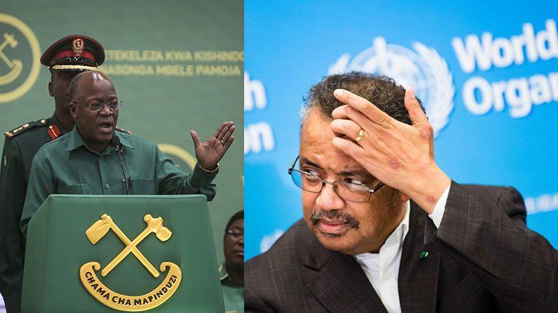 """WHO จี้แทนซาเนีย จริงจังสู้ """"โควิด"""" หลังผู้นำอ้าง """"สวดมนต์"""" ขับไล่ไวรัสแล้ว"""