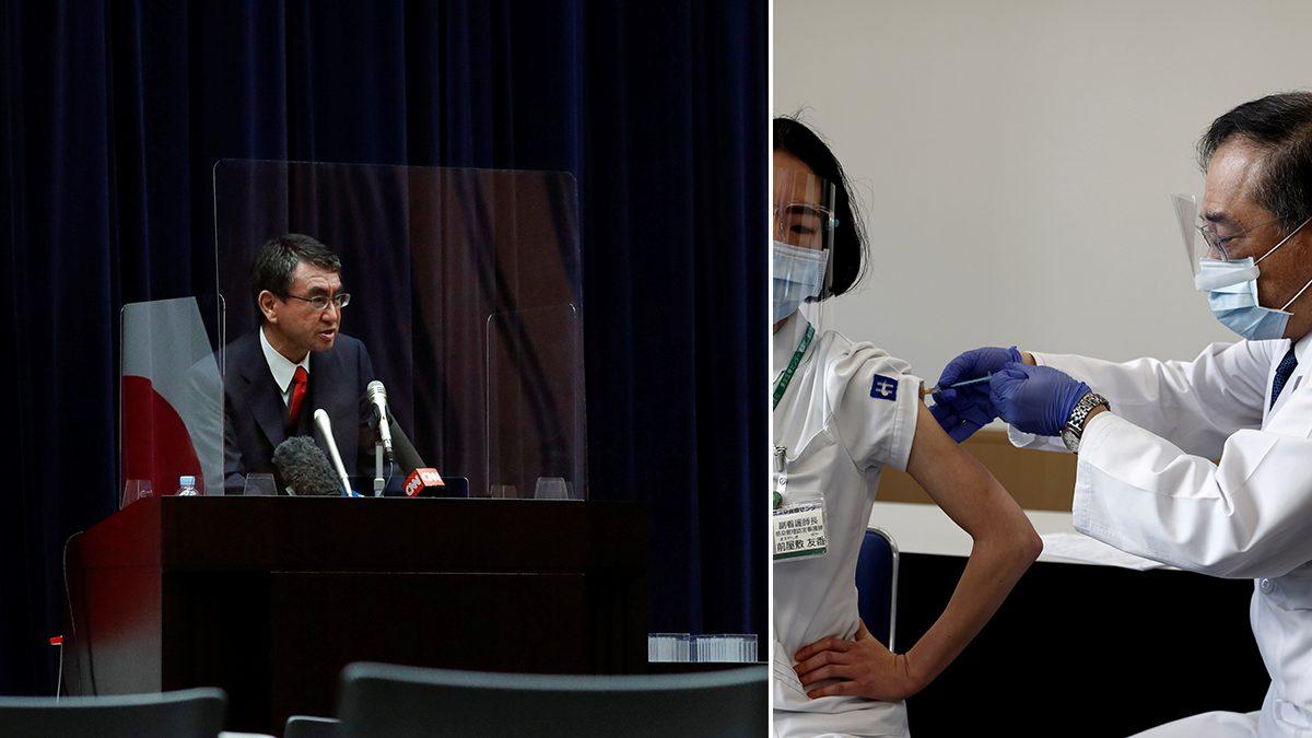 ญี่ปุ่น ประกาศอัดฉีดจ่าย 13 ล้าน ถ้าวัคซีนโควิดทำดับจริง หลังคนเมินฉีด
