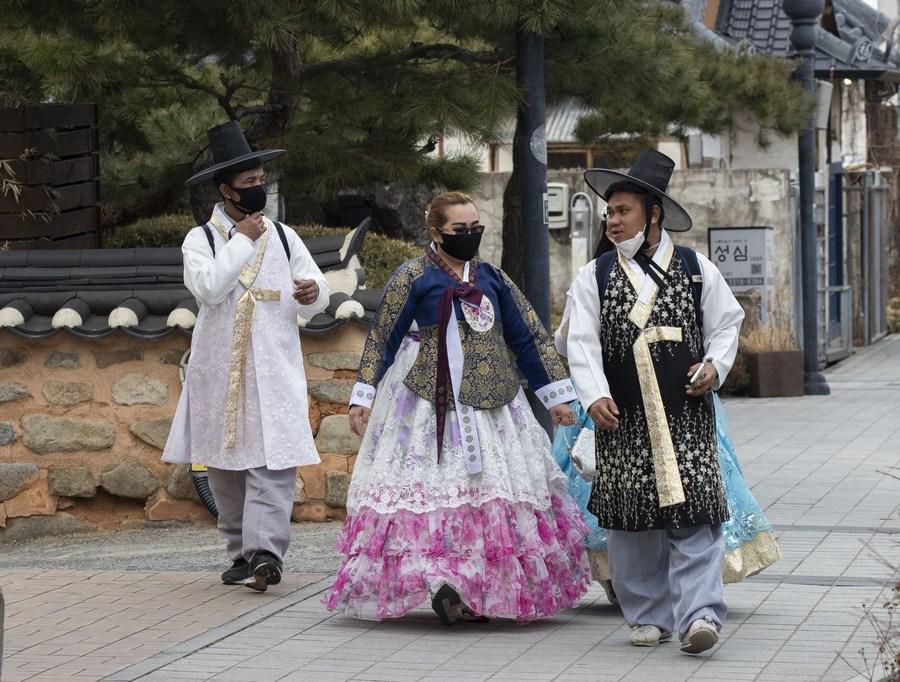 เกาหลีใต้ป่วยโควิด-19 เพิ่ม 332 ราย ยอดรวมแตะ 87,324 ราย