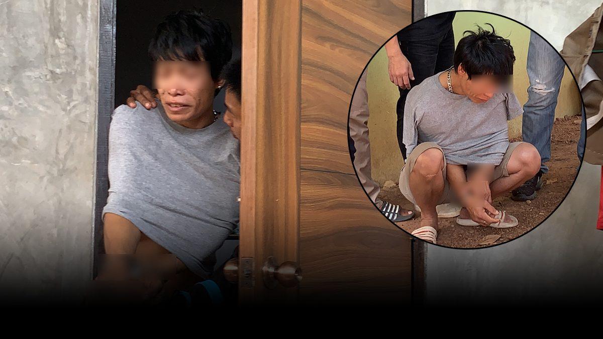 หนุ่มโมโห ตำรวจเคาะประตูเรียก กวนใจกำลังนอน ยิงขู่ สุดท้ายถูกรวบ