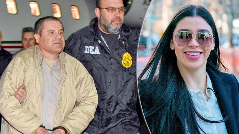 """ตำรวจสหรัฐรวบเมีย """"เอล ชาโป"""" พัวพันค้ายาเสพติด-คุมผลิตล็อตใหญ่"""
