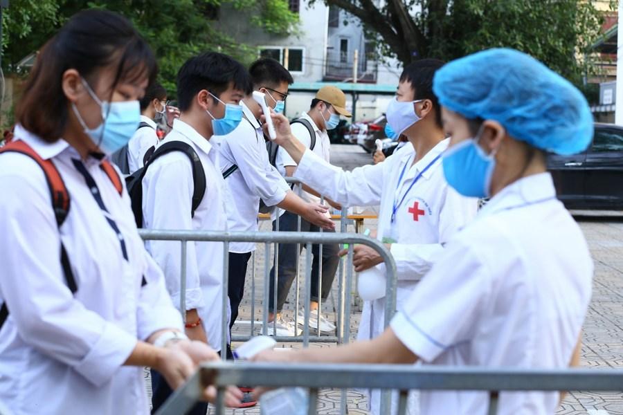 เวียดนามเตรียมฉีดวัคซีนโควิด-19 ให้บุคลากรการแพทย์เป็นกลุ่มแรก