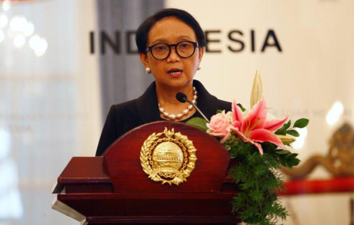 รัฐมนตรีต่างประเทศอินโดนีเซียเยือนเมียนมาพรุ่งนี้