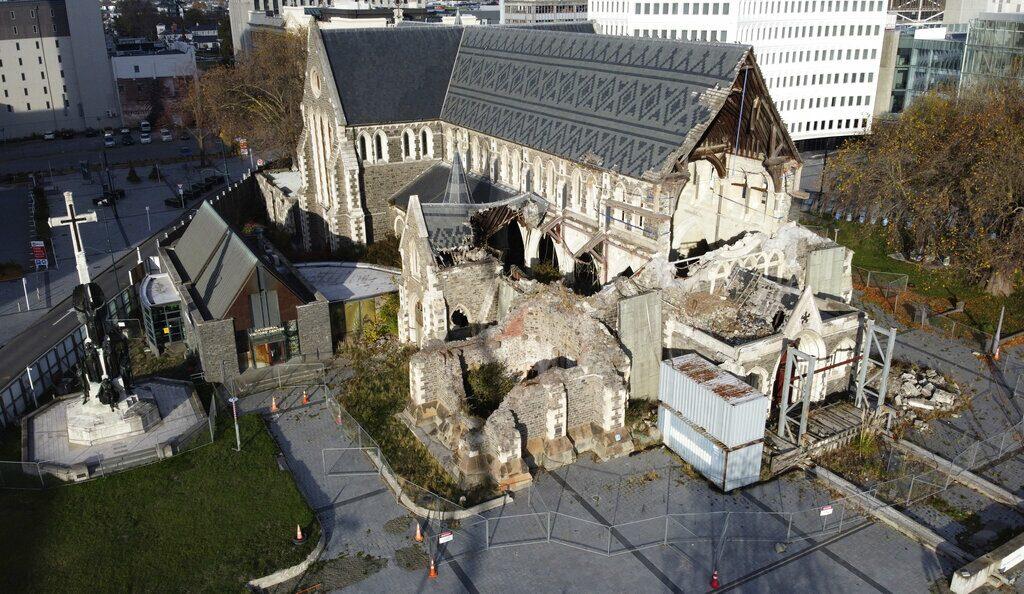 คอลัมน์ แกะรอยต่างแดน : 10 ปีกับการซ่อมแซม โบสถ์ไครสต์เชิร์ช หลังแผ่นดินไหว
