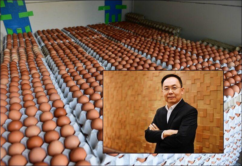 ซีพีเอฟ หนุนรัฐเร่งส่งออกไข่ระบายส่วนเกิน สร้างเสถียรภาพราคาในประเทศช่วยเกษตรกร