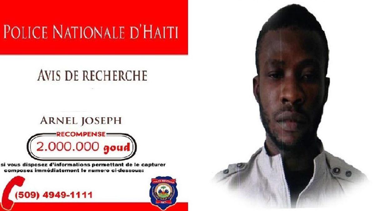 บุคคลอันตรายที่สุดในเฮติ 'อาร์เนล โยเซฟ' แหกคุกหนีช่วงจลาจล