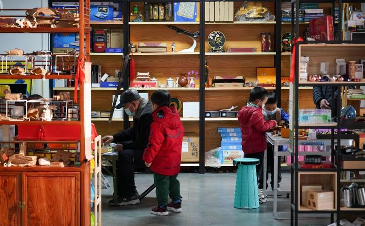 จีนเผยความก้าวหน้า 'เศรษฐกิจ-สังคม' ประจำปี 2020