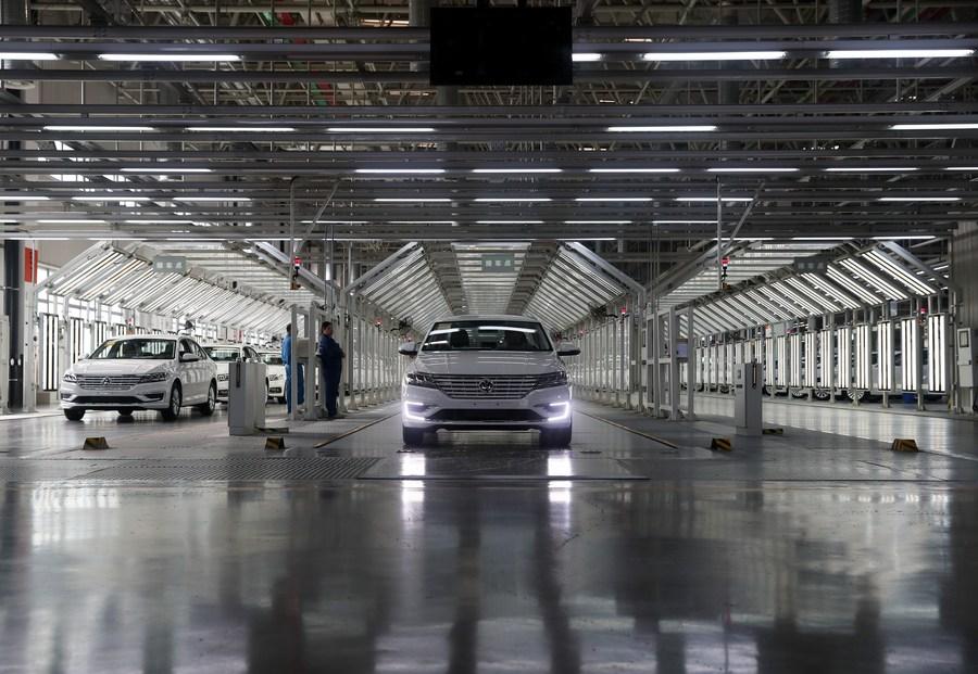 เซี่ยงไฮ้ใช้กฎใหม่หนุน 'รถยนต์พลังงานใหม่'
