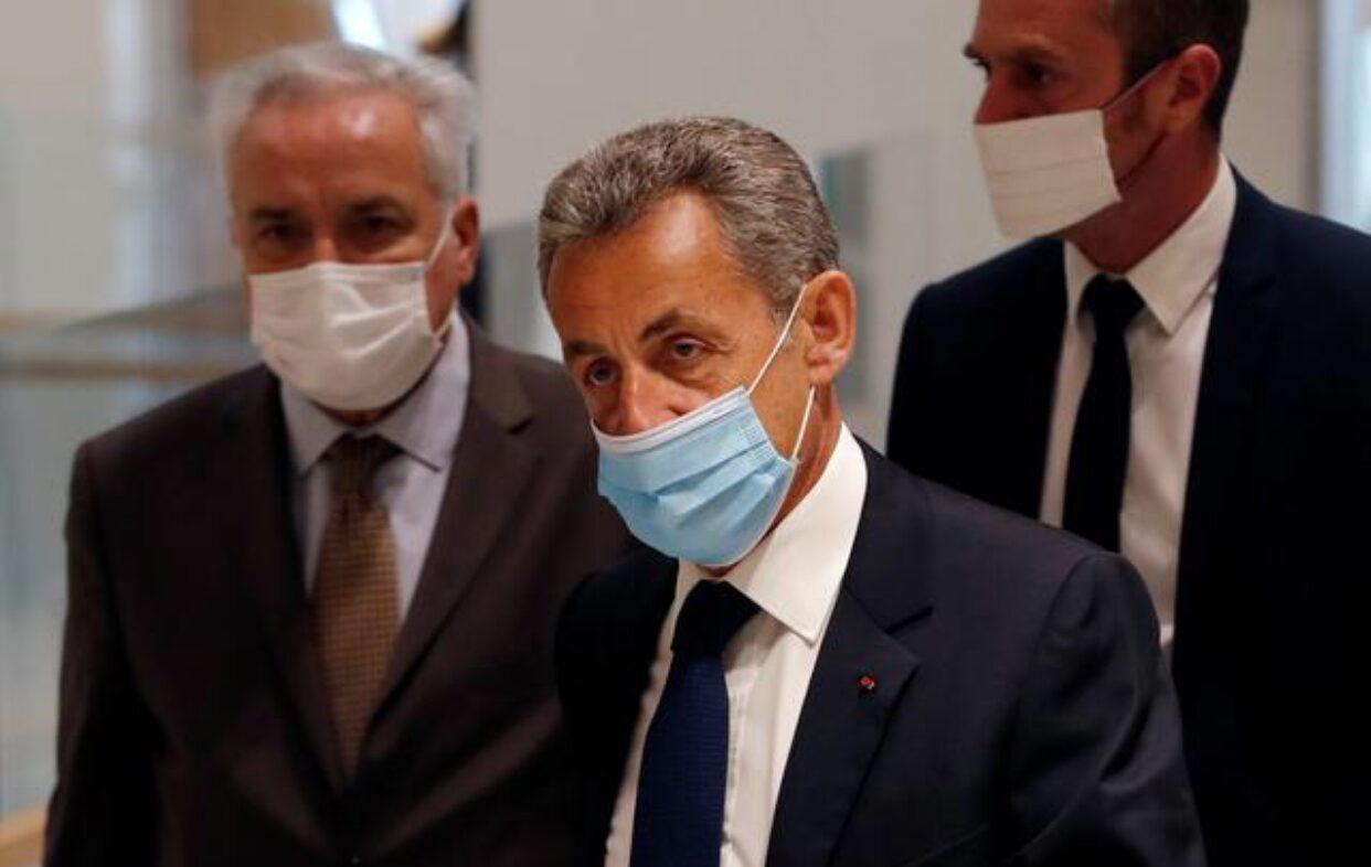 'ซาร์โกซี' อดีตปธน.ฝรั่งเศส ถูกพิพากษาจำคุกคดีคอรัปชั่น