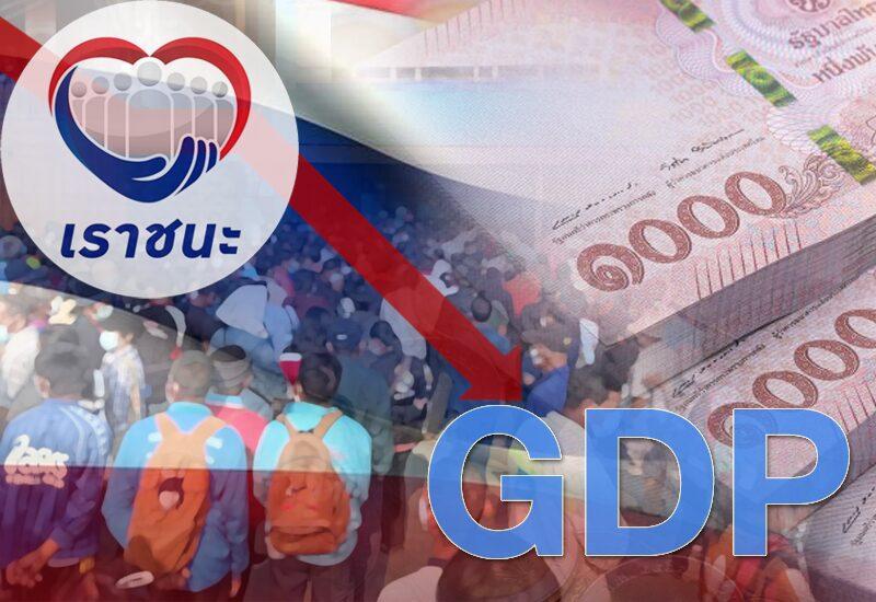 จอดป้ายประชาชื่น : เครื่องชี้วัดปากท้องคนไทย