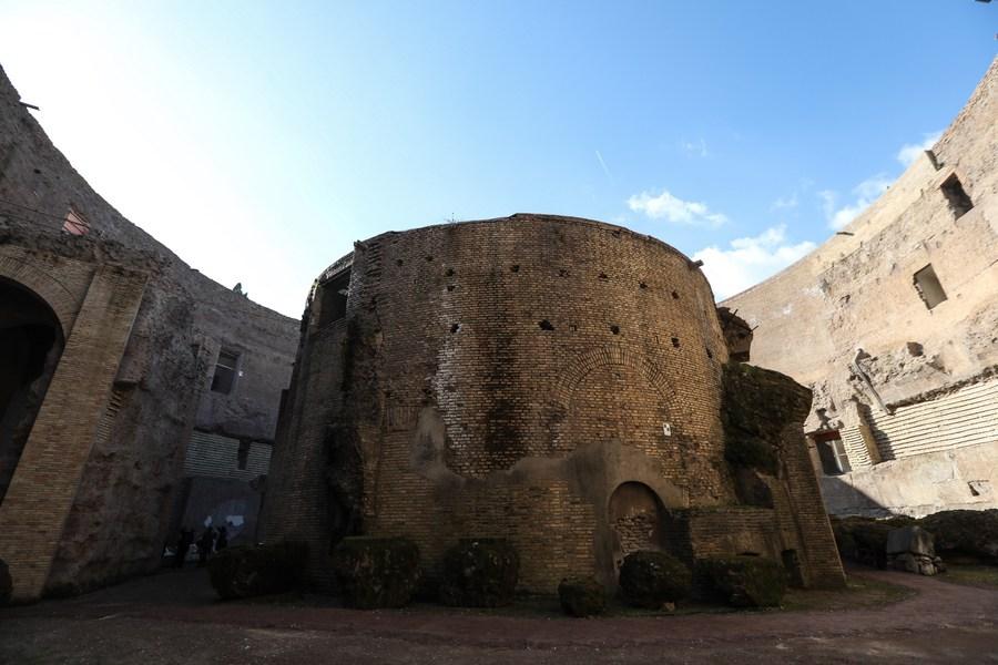อิตาลีเปิดชมฟรี หลุมฝังศพ 'จักรพรรดิองค์แรกแห่งโรมัน'