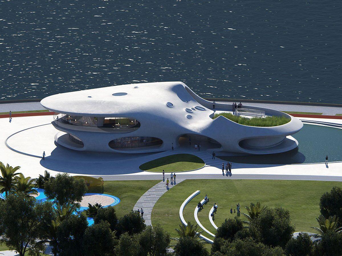 คอลัมน์ แกะรอยต่างแดน :  ห้องสมุดรูหนอน แหล่งพักผ่อนแห่งใหม่ ในเมืองไห่โข่ว