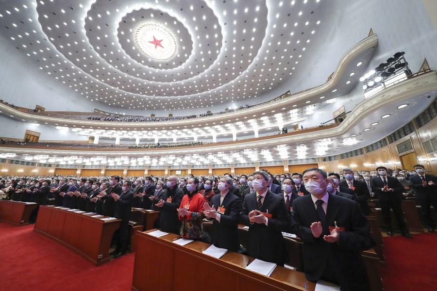 จีนเปิดประชุมสภาที่ปรึกษาทางการเมืองฯ ประจำปี
