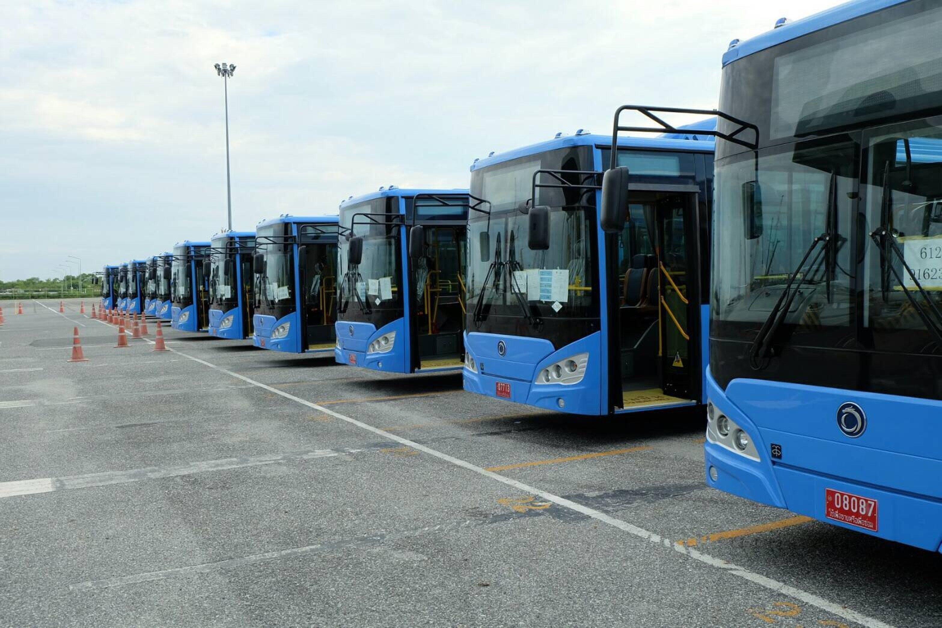 ดีเดย์ 5 มี.ค. ขสมก.เปิดวิ่งรถเมล์ สาย 132 พระโขนง-การเคหะแห่งชาติโครงการวาระที่ 2