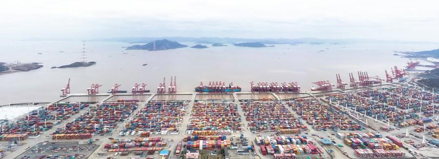 ส่อง 'หนิงโป-โจวซาน' ท่าเรือสุดคึกคักของจีน