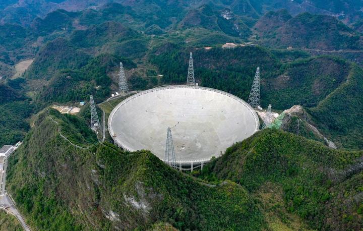 จีนอ้าแขนรับข้อเสนอด้านการใช้งาน 'ดวงตาจักรวาล' จากทั่วโลก