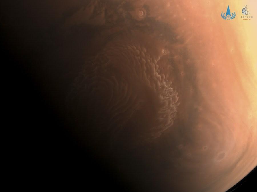 'ยานอวกาศเทียนเวิ่น-1' ของจีน เตรียมลงจอดบนดาวอังคาร ใน 3-4 เดือนหน้า