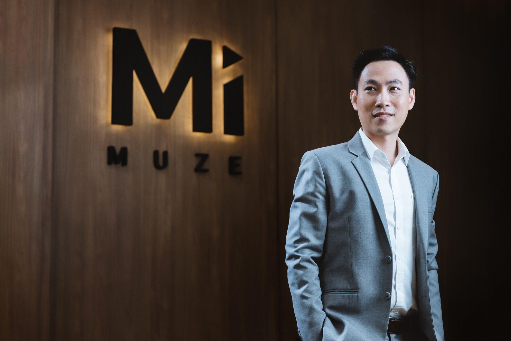 Muze ผลักดันธุรกิจค้าปลีกสู่ความสำเร็จในยุคดิจิทัล