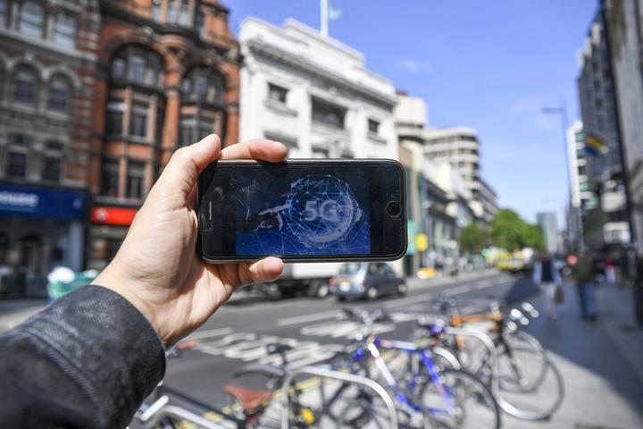 รัสเซียนำร่องบริการ 'เครือข่าย 5G' ในประเทศครั้งแรก