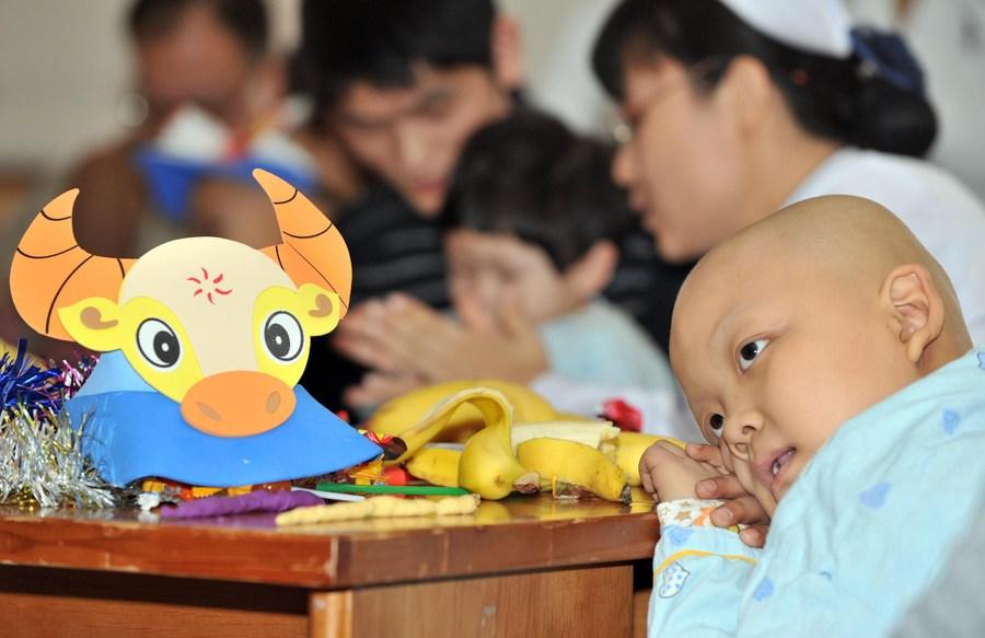 เซี่ยงไฮ้มุ่งตั้ง 'ศูนย์รักษามะเร็งด้วยโปรตอน' ช่วยเหลือผู้ป่วยเด็ก