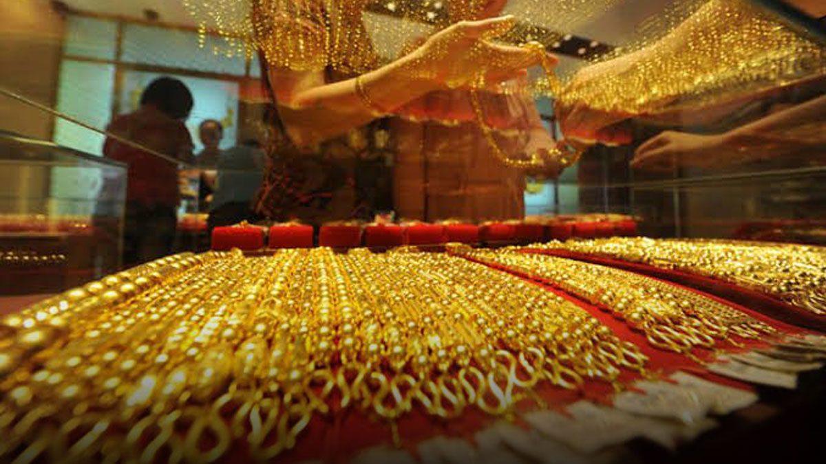 ราคาทองวันนี้ 8 มี.ค. ราคาพุ่งขึ้น 150 บาท ทองรูปพรรณบาทละ 25,300 บาท