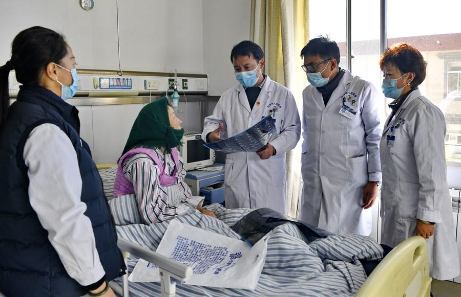 จีนอัดฉีดเงินหนุน 'ประกันการแพทย์' ช่วยปชช.ยากไร้กว่า 78 ล้านคน