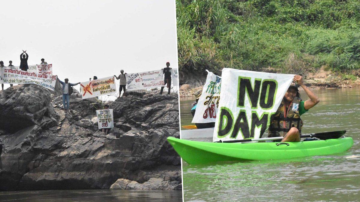 วิกฤตแม่น้ำโขง จี้รัฐแก้ปัญหาเขื่อน ให้ปล่อยน้ำตามฤดูกาล วอนหยุดสร้างหายนะกำลังมาเยือน