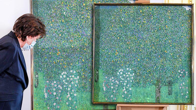 """ฝรั่งเศสพร้อมคืน """"ภาพจิตรกรดัง"""" สืบพบเจ้าของถูกบังคับขายประทังชีวิตช่วงนาซีบุก"""