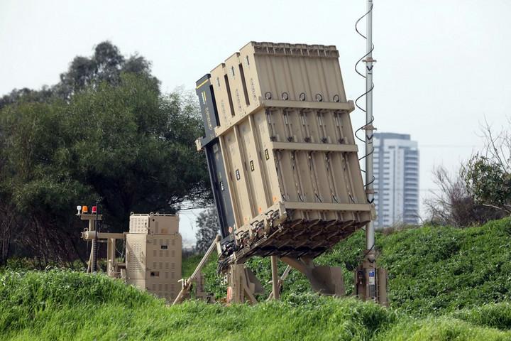 อิสราเอลอัปเกรดระบบป้องกันภัยทางอากาศ 'ไอรอน โดม'