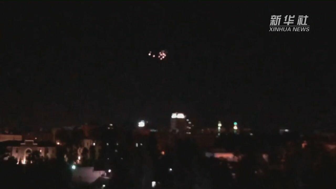 'อิสราเอล' ยิงมิสไซล์โจมตีพื้นที่ใกล้เมืองหลวง 'ซีเรีย'