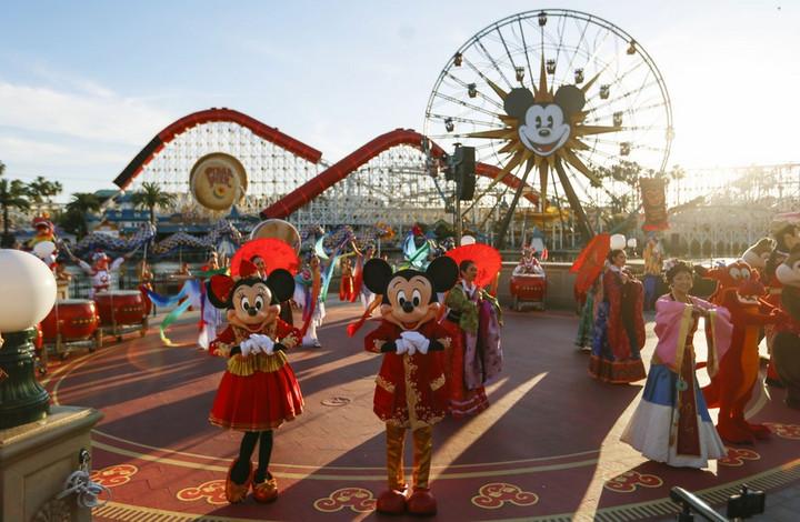 ดิสนีย์เตรียมเปิด 'สวนสนุก' ในแคลิฟอร์เนีย 30 เม.ย. หลังปิดหนีโควิด-19 นับปี