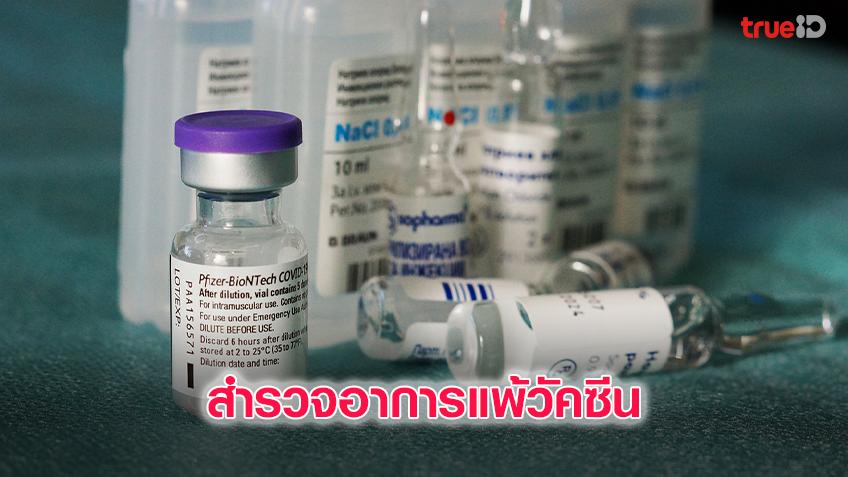 """สำรวจอาการแพ้วัคซีนป้องกันโควิด-19 """"แอสตราเซเนกา"""" หลายประเทศจ่อทบทวนความปลอดภัย"""