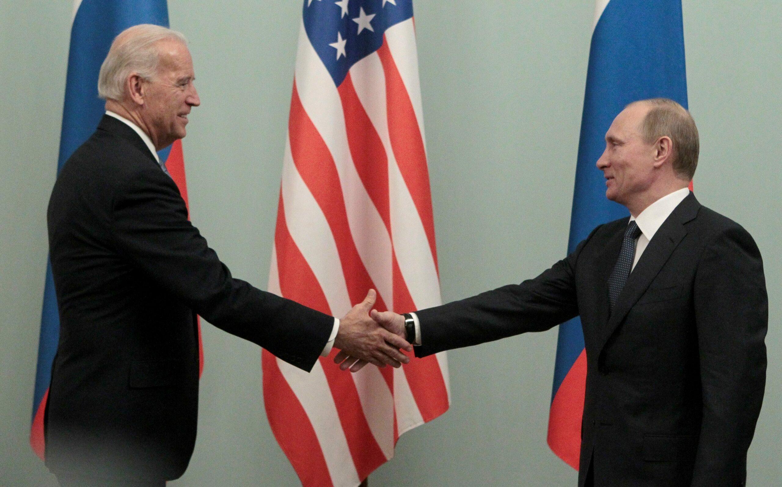 """รัสเซียประท้วงมะกัน เรียกทูตกลับ หลังไบเดนเรียกปูติน """"ฆาตกร"""""""