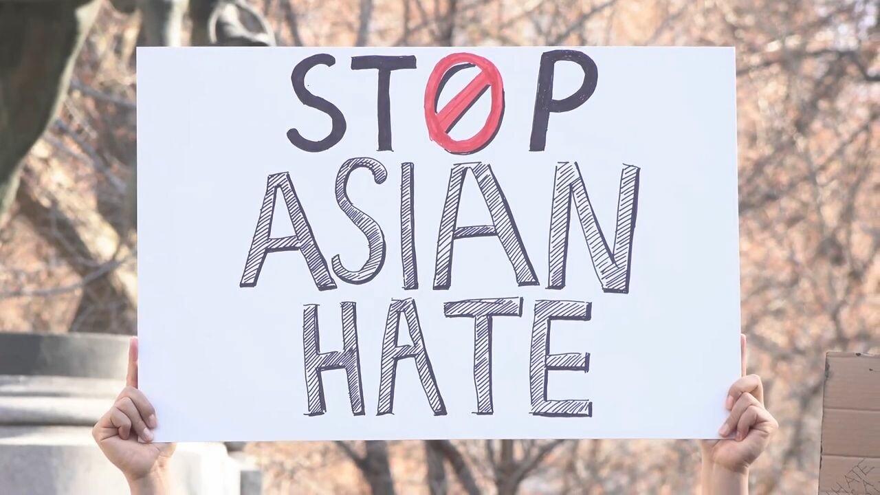 ชาวนิวยอร์กเดินขบวนต้าน 'ความเกลียดชังชาวเอเชีย'