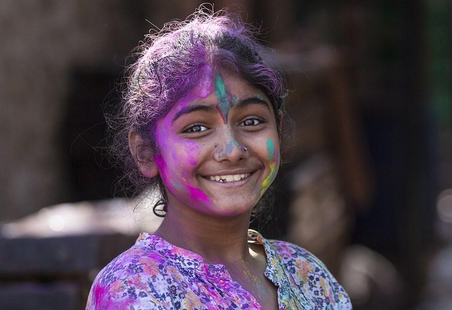 อินเดียห้ามฉลอง 'เทศกาลสาดสี' สกัดโควิด-19 ระลอกใหม่