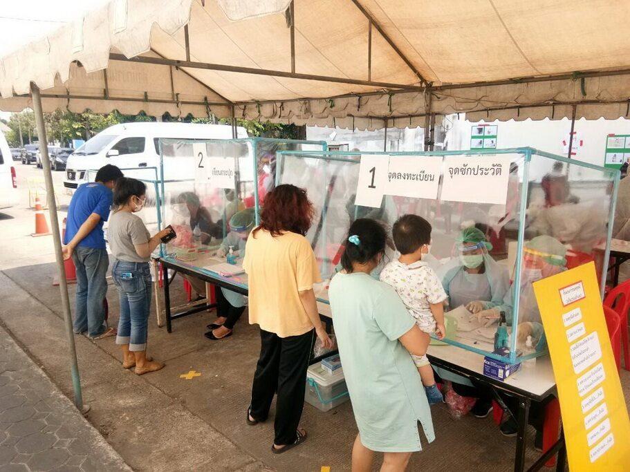 กทม.พบติดโควิด-19 ตลาดย่านสะพานสูง 2 ราย เร่งสอบสวนโรคเพิ่ม