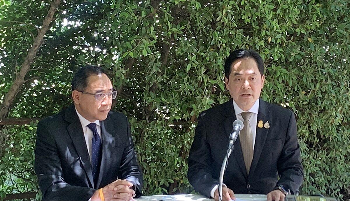 'บิ๊กตู่' สั่งหน่วยด้านความมั่นคง บูรณาการดูแลแนวชายแดนไทย-เมียนมา กต.รอประชุมอาเซียนซัมมิท