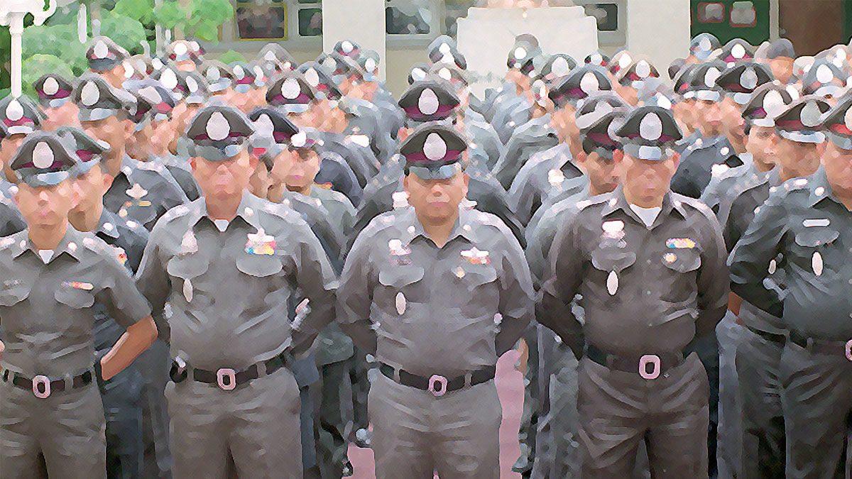 ตำรวจทั่วประเทศ ติดโควิดแล้ว 92 นาย ส่วนใหญ่อยู่กทม.-ภาคเหนือ