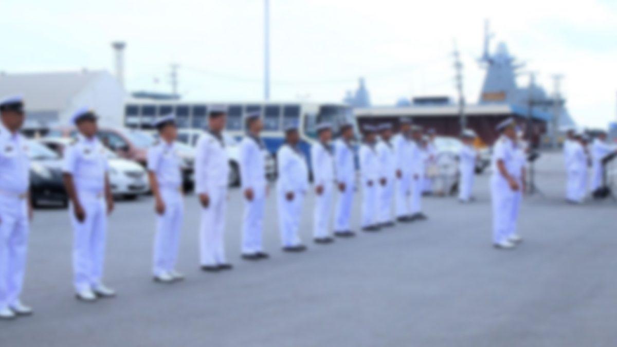ทัพเรือ เสียใจ รับกำลังพล ติดโควิด 2 นาย เที่ยวสถานบันเทิง กลุ่มเสี่ยงสูง 30 นาย