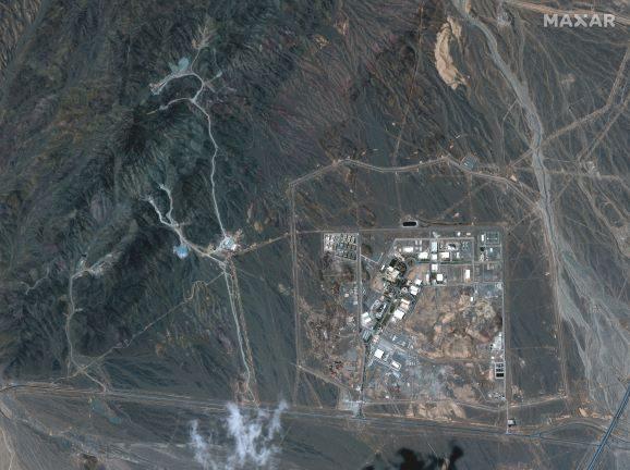 อิหร่านลุยเสริมความเข้มข้นยูเรเนียม 60% หลังโดนโจมตีรง.นิวเคลียร์
