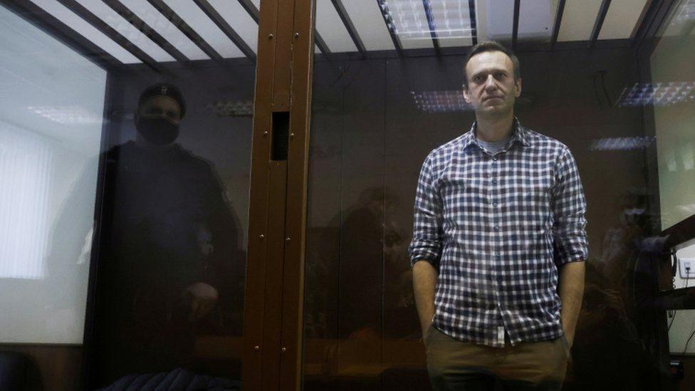 ทีมแพทย์ชี้ชัด ผู้นำฝ่ายค้านรัสเซีย อดอาหารในเรือนจำ จะเสียชีวิตในไม่กี่วัน