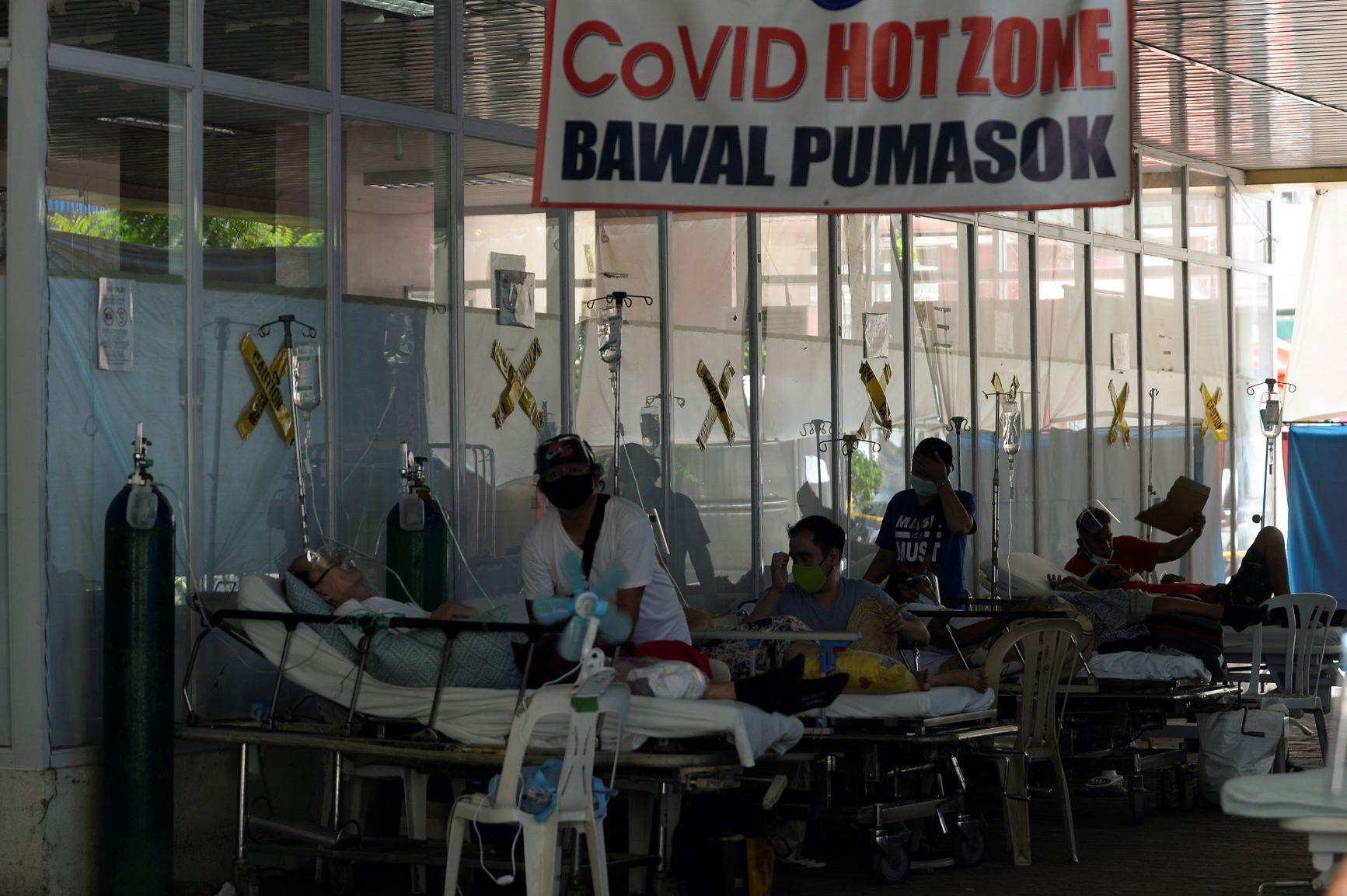 ฟิลิปปินส์หวนใช้วัคซีนแอสตร้าเซนเนก้า ฉีดคนกลุ่มอายุต่ำกว่า 60 ปี