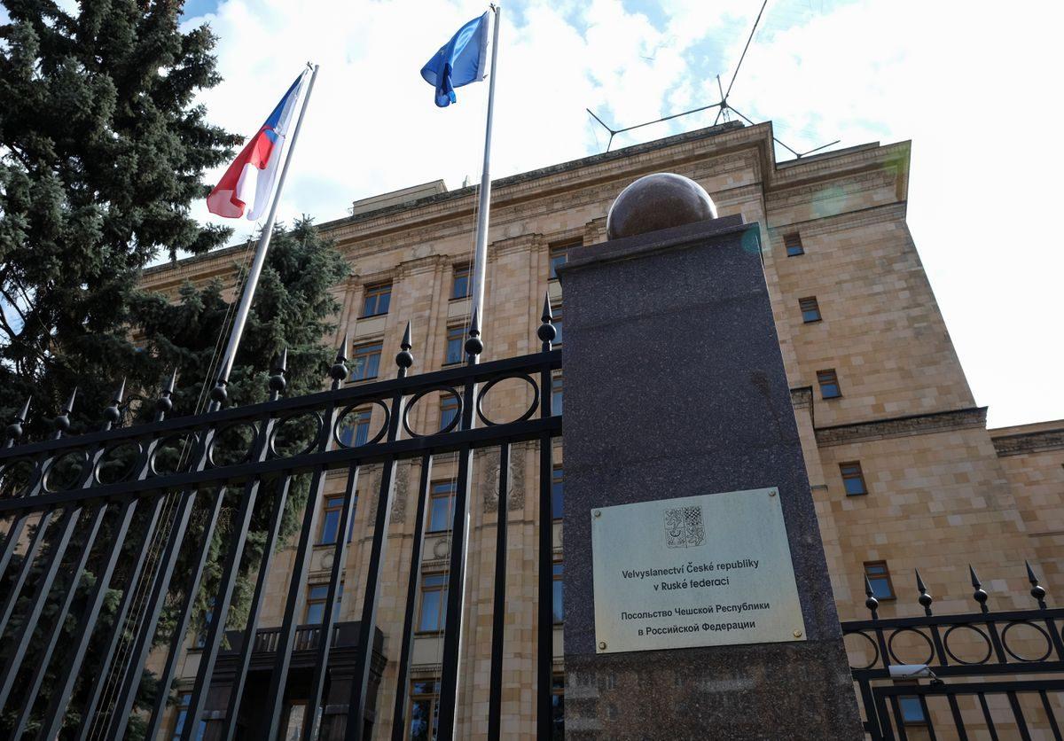 รัสเซียขับ 20 นักการทูตเช็ก โต้กลับหลังถูกกล่าวหาเอี่ยวเหตุระเบิด
