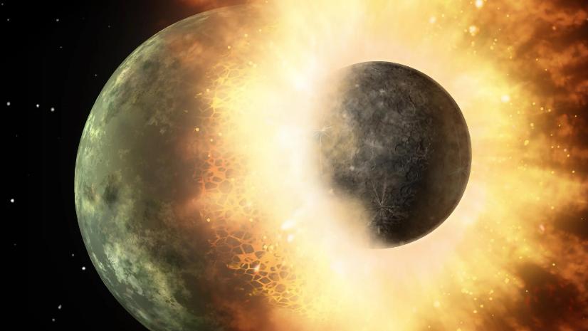 ชิ้นส่วนจากดาวดวงอื่นที่ฝังอยู่ใต้โลก อาจเป็นสาเหตุให้สนามแม่เหล็กแอตแลนติกใต้อ่อนแรง