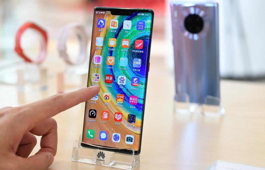 จีนจัดส่ง 'มือถือ 5G' ทุบสถิติในเดือนมีนาคม