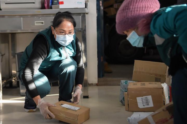 'ไปรษณีย์จีน' เผยรายได้ไตรมาสแรก โตพรวดทะลุ 2.9 แสนล้านหยวน