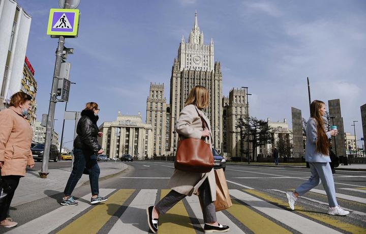รัสเซียโต้กลับ ขับไล่ ' 20 เจ้าหน้าที่ทูตเช็ก' ออกนอกประเทศ