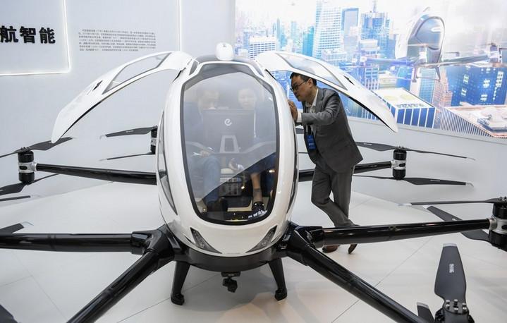 จีนชี้ 'อุตสาหกรรม 5G' สร้างผลผลิตทางเศรษฐกิจมหาศาล